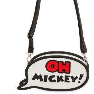 Oh My Disney Mickey Mouse Crossbody Bag